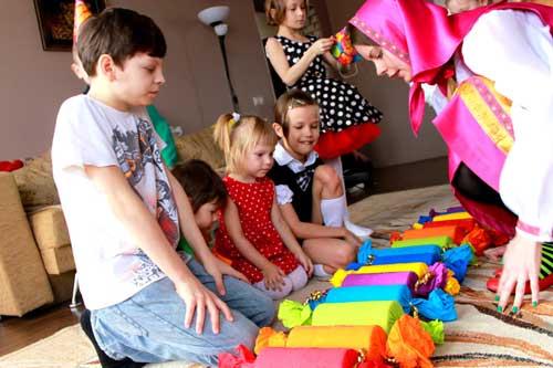 детский день рождения в домашних условиях: конкурсы для 3 лет