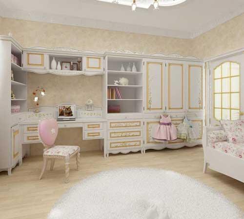 фото комнаты для двух девочек 7