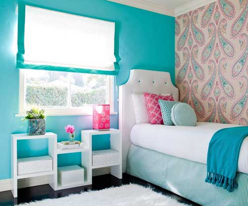 фото комнаты для двух девочек