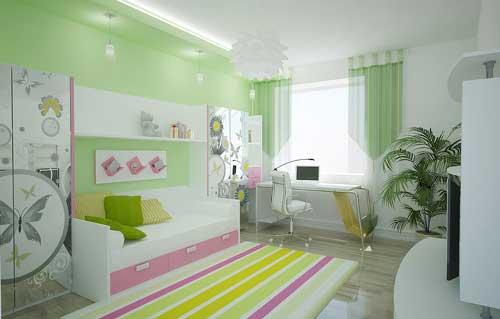фото комнаты для девочки 2