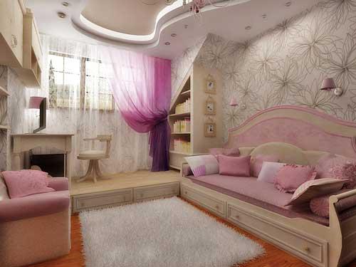фото комнаты для девочки 7