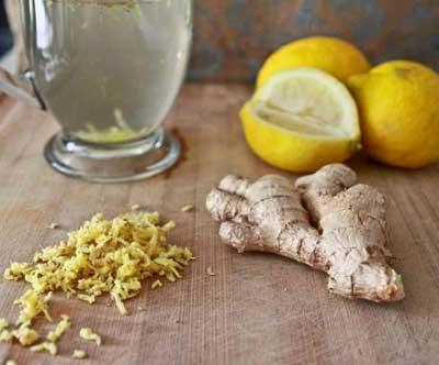 Как приготовить имбирь с лимоном для похудения девушке