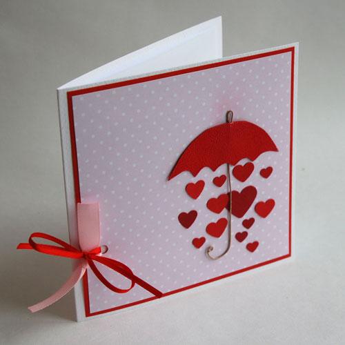бумажные валентинки для детей 4-5 лет