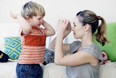 ребенок не уважает маму и папу