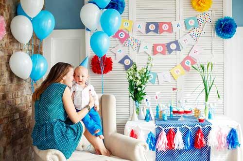 идеи проведения детского дня рождения дома
