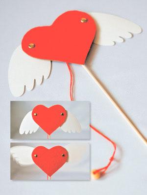 как изготовить валентинку из бумаги своими руками с детьми