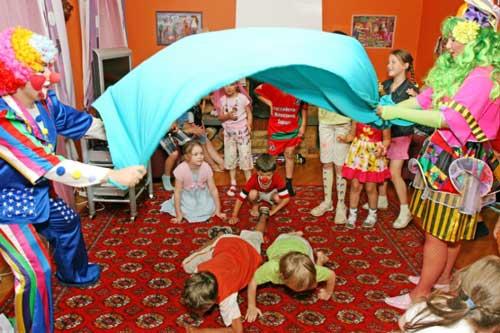 детский день рождения в домашних условиях: конкурсы