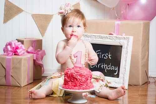детский день рождения в домашних условиях: на 1 год 3