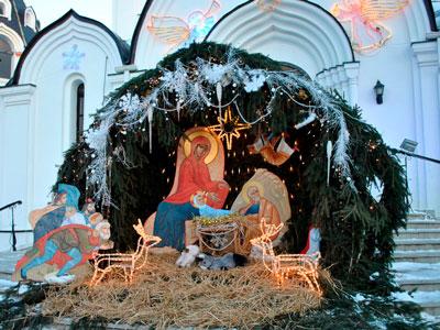 детские стихи про Рождество Христово для школьников