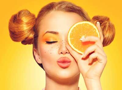 Эфирное масло апельсина для густоты волос