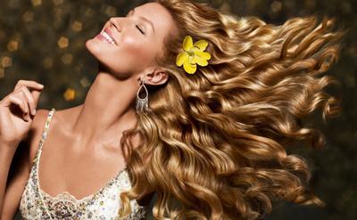 Оливковое масло и мед для светлых волос