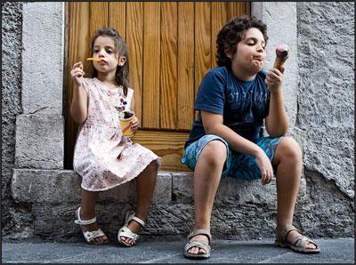 Как воспитывают детей в разных странах: италия