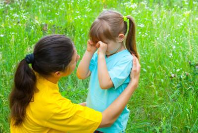 Как успокоить плачущего ребенка 2