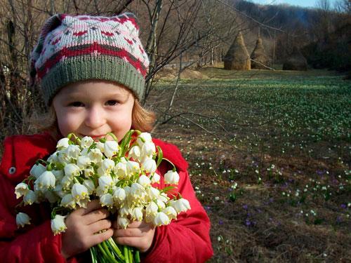 детские стихи про весну
