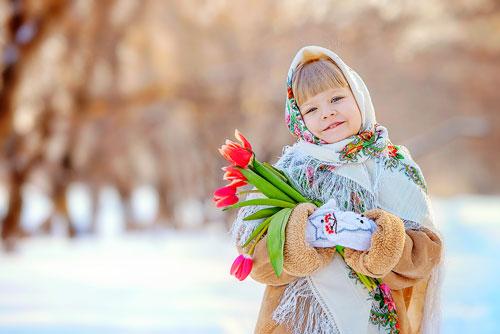 Стихи про весну для детей 5-7 лет