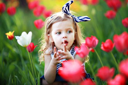 Красивые стихи про тюльпаны для детей