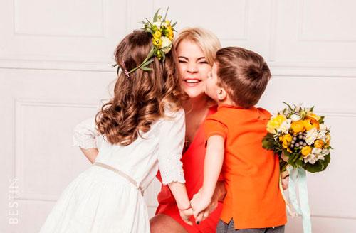 Лучшие короткие поздравления с 8 марта маме