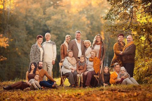 идеи для фотосессии всей семьей