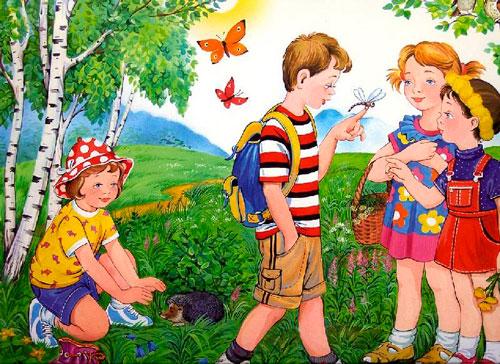 Интересные загадки про месяцы года для детей 3-5 лет