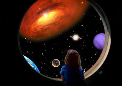Красивые стихи ко дню космонавтики для детей