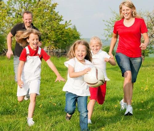 идеи для семейной фотосессии с детьми 11