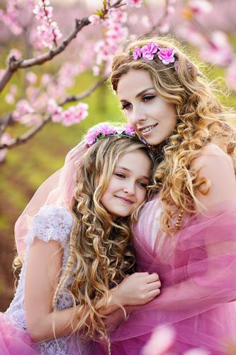 идеи фотосессии весной для девушек 13