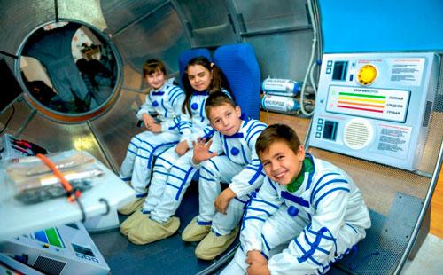 Стихи про космос ко дню космонавтики для детей