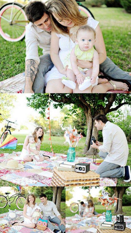 красивые фото всей семьей с детьми