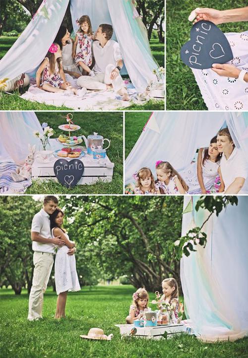 идеи для семейной фотосессии с детьми от 3 лет