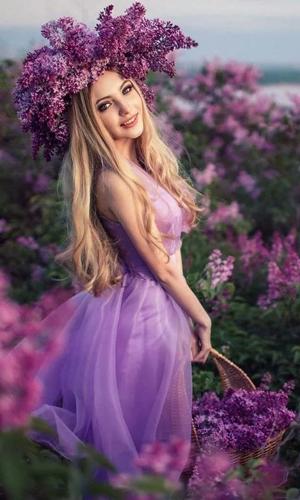 идеи фотосессии весной для девушек 15