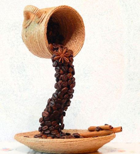 зерна кофе для поделок