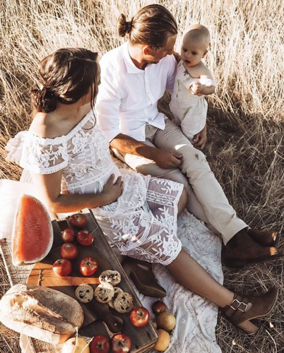 Идеи для семейной фотосессии с детьми на природе
