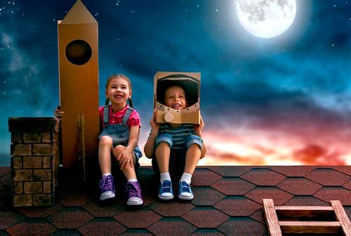 Красивые стихи про день космонавтики для детей