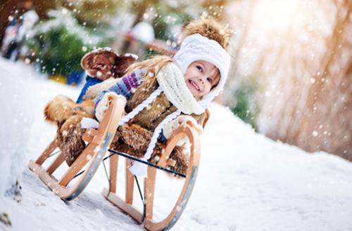 идеи для фотосессии всей семьей зимой 2
