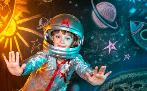 Стихи про день космонавтики для детей