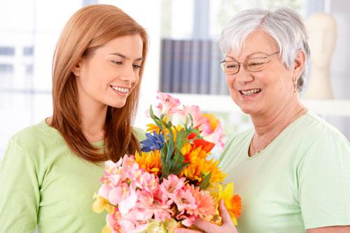 Красивые стихи на 8 марта бабушке для детей