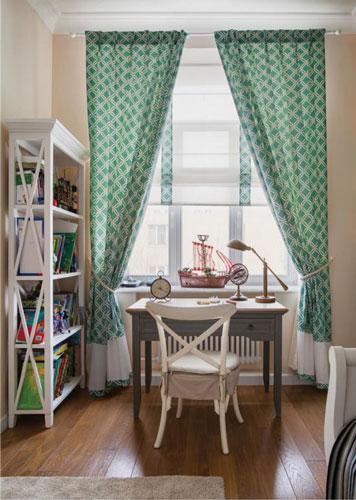 классическая детская комната для девочки 3 лет