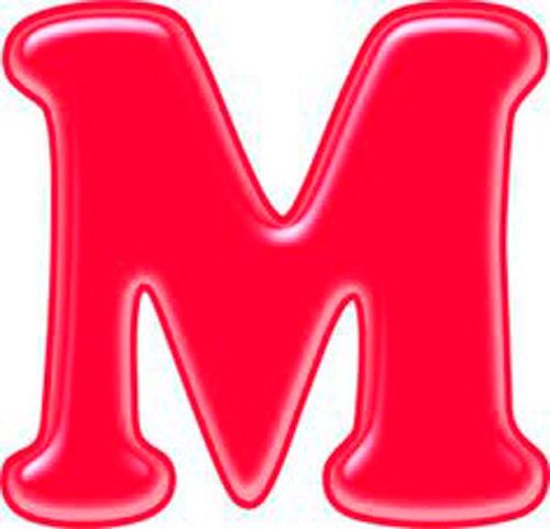Загадки про буквы алфавита для детей буква М