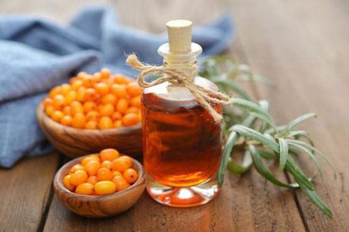 Польза облепихового масла для волос
