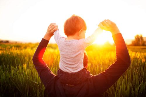 Красивые стихи про солнце для детей