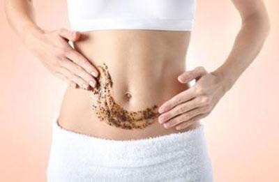 Использование обертывания для похудения живота