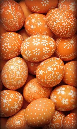 Красим яйца на Пасху: оригинальные идеи для вдохновения