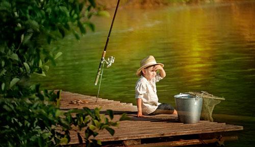Интересные загадки про морских рыб для детей