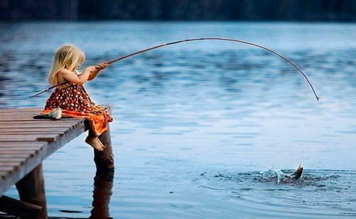Интересные загадки про виды рыб для детей