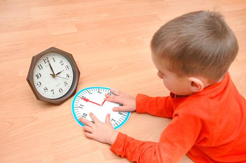 Загадки про час для детей