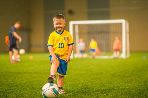 Загадки про спорт для детей: футбол