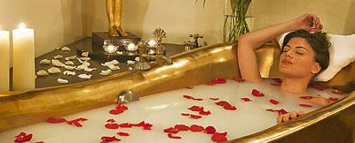 Ванны для похудения в домашних условиях с эфирными маслами