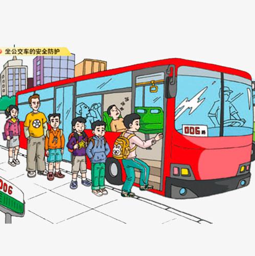 Загадки про автобус с ответами для детей