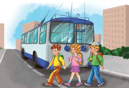 Загадки про транспорт с ответами для детей