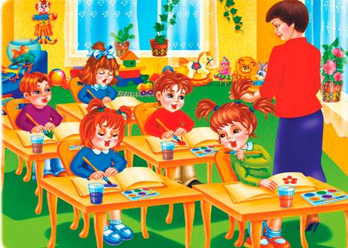 Интересные загадки для детей про детский сад с ответами